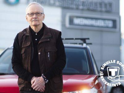 Kääpiöautosta katumaasturiin – palvelu edellä