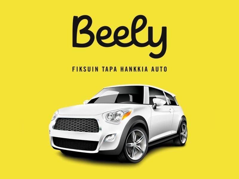 Beely – Auto käyttöösi kiinteällä kk-maksulla