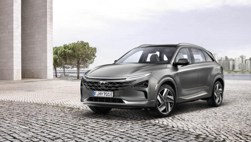 Täysin uusi Hyundai Nexo – tulevaisuuden hyötyauto eli FUV