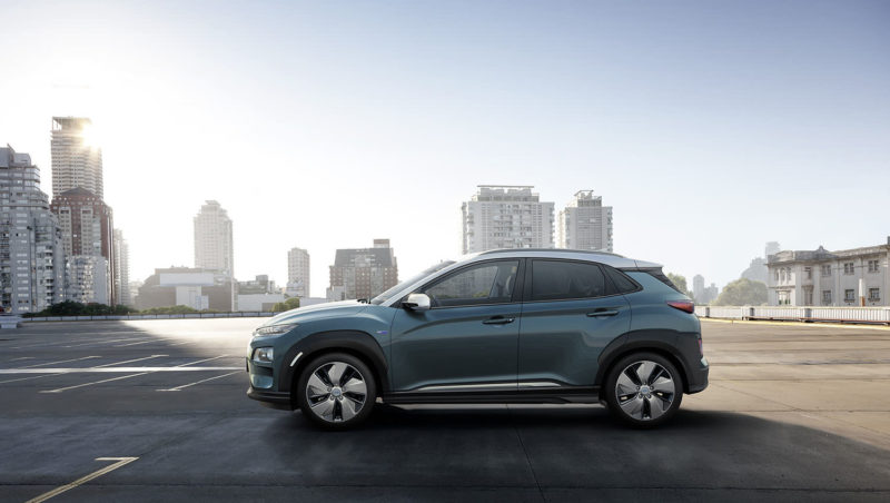 8 faktaa uudesta Hyundai Kona electricistä