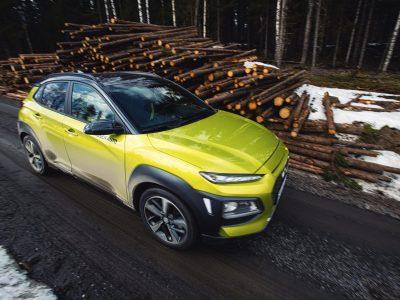 Uusien Hyundai-mallien sisällä on suomalaista huipputeknologiaa